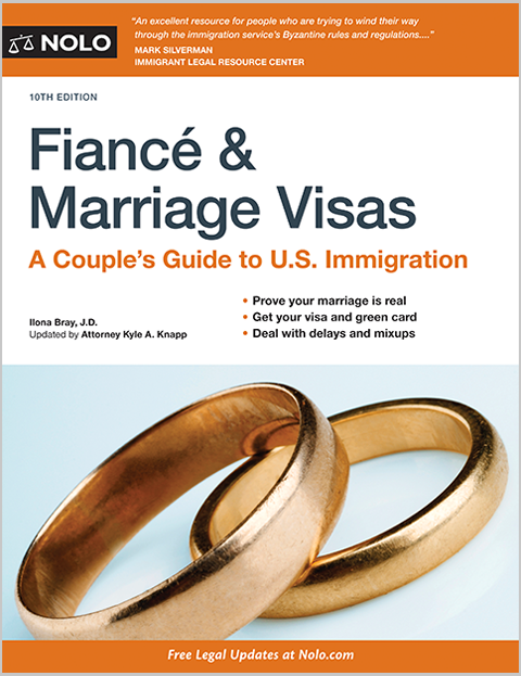 Fiancé & Marriage Visas - Couple's Guide to U S  Immigration