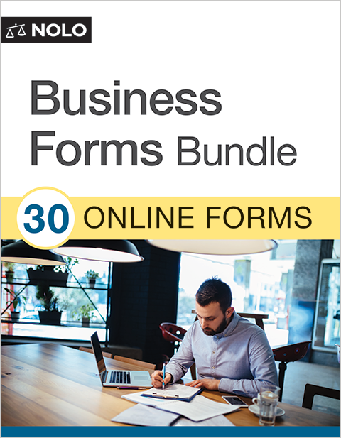 Business Forms Bundle
