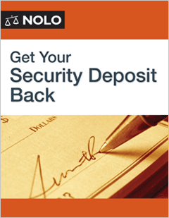 Get Your Security Deposit Back