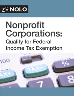 Nonprofit Corporations: Tax Exemption