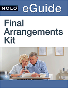 Final Arrangements Kit