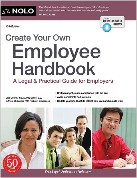 Create Your Own Employee Handbook