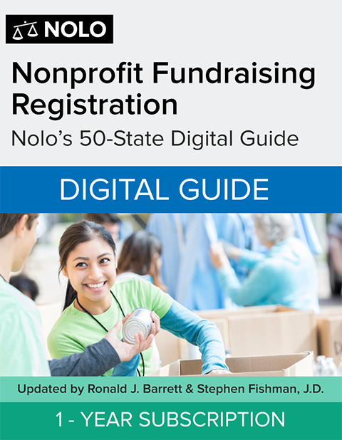 Nonprofit Fundraising Registration Digital Guide