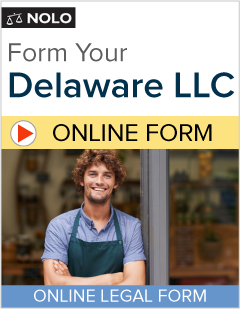 Delaware Llc Formation Start An Llc Online Now Nolo