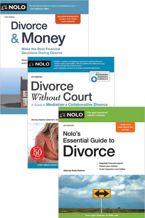 Nolo's Divorce Bundle