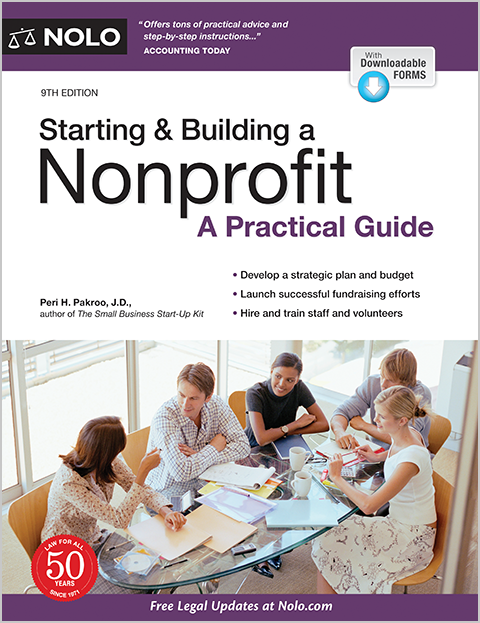 Starting & Building a Nonprofit