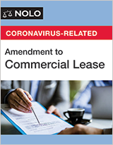 Coronavirus-Related Amendment to Commercial Lease
