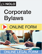 Bylaws for Corporations