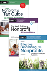 Nolo's Nonprofit Bundle