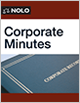 Corporate Minutes