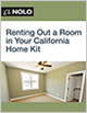 Renting Out a Room in Your California Home Kit