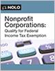 Nonprofit Corporations: Tax Exemption