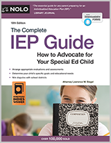 The Complete IEP Guide