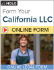 Form Your California Premiere LLC