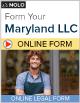 Form Your Maryland LLC
