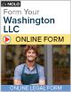 Form Your Washington LLC