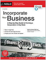 Incorporate Your Business