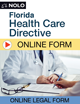 Florida Health Care Directive