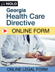 Georgia Health Care Directive