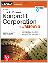 How to Form a Nonprofit Corporation in California
