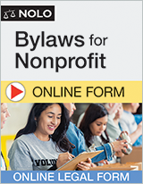 Bylaws for Nonprofit
