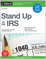 Stand Up to the IRS