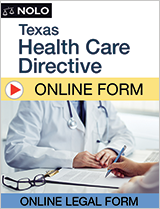 Texas Health Care Directive