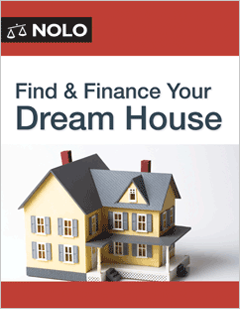 Find finance your dream house nolo for Dream house finder