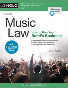 Music Law How To Run Your Band S