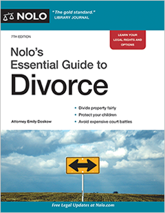 Nolos essential guide to divorce legal book nolo solutioingenieria Image collections